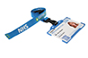 Germsafe lanyards, Badge Holder